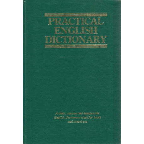 Practical English Dictionary