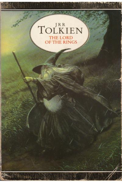 The Lord of the Rings - Властелинът на пръстените - пълно издание на английски език