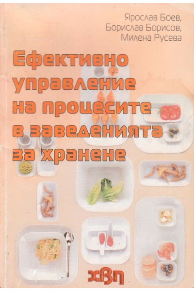 Ефективно управление на процесите в заведенията за хранене