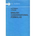 English Conversational Formulas